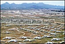 B-52 Stratofortress Boneyard Storage Davis-Monthan AFB 1991 8x12 Aircraft Photos