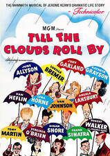 official studio TILL THE CLOUDS ROLL BY-JUDY GARLAND/ FRANK SINATRA `Showboat'