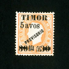 Timor Stamps # 44 VF Unused