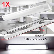 1X 120CM 4FT LED Slim Ceiling Batten Tubes Light Fluorescent Lamp Cool White