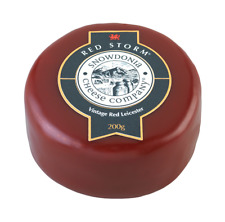 Snowdonia Red Storm 200g Cheese Truckle x 6 - Award Winning British Cheese