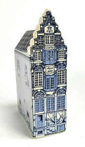 Vintage Delft #9 The Red Light District Amsterdam Brothel Canal House Holland