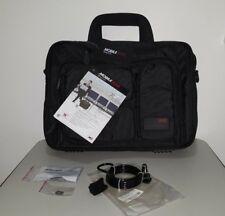 "Mobile Edge MEBCC1 16"" Laptop Briefcase & Key Cable Lock Laptop Security A880997"