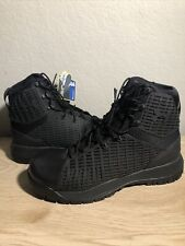 """New!! Under Armour UA sz 11.5 Stryker 8"""" Lace-Up Tactical Boots1299242-001"""