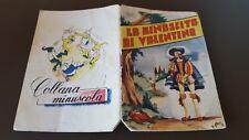 COLLANA MINUSCOLA - LA RINASCITA DI VALENTINO - EDITRICE CARROCCIO  11/17