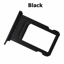 "Apple iPhone 8 Plus 5.5"" Sim Card Holder Slot Sim Card Tray Replacement Black"