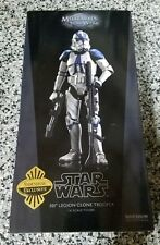 501st Legion Clone Trooper STAR WARS SIDESHOW Collectibles 1:6 Scale EXCLUSIVE