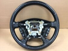 03 04 05 06 Acura MDX Black Steering Wheel Used OEM