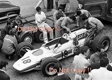 JO Schlesser HONDA RA302 FRENCH GRAND PRIX 1968 fotografia 3