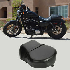 Rear Solo Passenger Seat Pillion Cushion Harley Sportster Iron 883 883C/N XL1200
