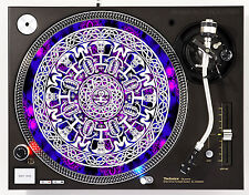 RAVE MANDELA - DJ SLIPMAT 1200's or any turntable, LP record player