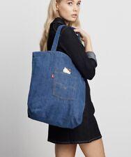 New Hello Kitty X Levi's Large Denim Tote Bag