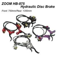 ZOOM HB-875 Hydraulic Disc Brake for Mountain Bike MTB Bike Disc Brake Sets UK