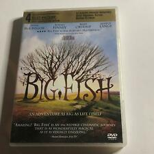 Big Fish Movie Dvd Sb23