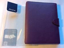 Filofax A5 Calipso purple