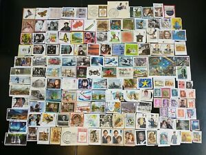 GB Stamps 100+ RECENT franked  Commemoratives  to 2021 + Star Wars, Harry potter