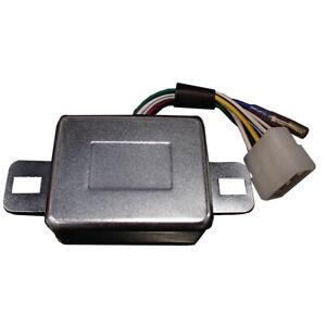 12V Voltage Regulator Fits Kubota L185 L2050 L2250 L235 L2350 L245 L2550