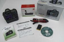 Canon EOS 5D Mark II 21.1 MP DSLR - Black (Body Only) plus Canon BG-E6 grip