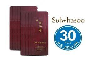 Sulwhasoo Timetreasure Invigorating Serum 1ml x 30pcs (30ml) Sample Newest Ver