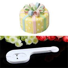 Cake Decorating Knife Cutter Sugar Craft Cutter Modelling Cutter 3 Wheel Plastic