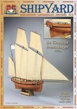Shipyard 51: Logger Le Coureur (1776) 1:96