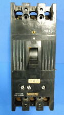 GENERAL ELECTRIC MOLDED CASE DISCONNECT SWITCH CU-AL 4-300 MCM