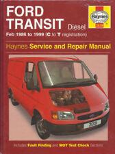 Manuals/Handbooks Ford Haynes Car Manuals and Literature