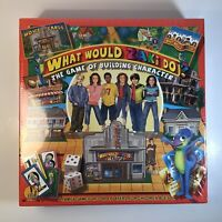 What Would Zaki Do? The Game Of Building Character Board Game Life's Building