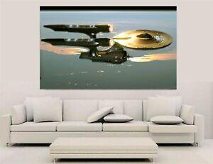 Canvas Wall Art - Star Trek Enterprise