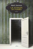 La stanza di ferroJoensuu MattiElliot giallo Finlandia Helsinki thriller Nuovo