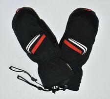 Zanier Gtx Black Leather Palm/Thumb Gore Tex Heavy Insulated Mittens Unisex 9.5
