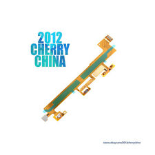 For Sony Xperia XZ Premium SO-04J G8141 G8142 PF11 Power On/off Flex Cable Part