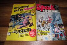 SPUK GESCHICHTEN # 85 -- 1.1.1979 // KANONIERE des TEUFELS / mit ARSAT d. MAGIER