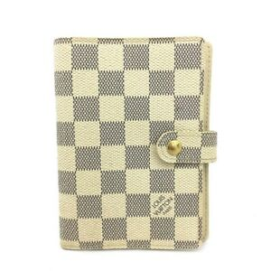 Louis Vuitton Damier Azur Agenda PM Notebook Cover /C1220