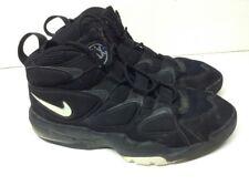 Nike Air Max Uptempo 2 Black/White-Dark Shadow 472490-010 Men's Size 10.5