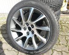 Irmscher Alufelgen 17 Zoll Sommerreifen Chevrolet Opel 205/50/R17