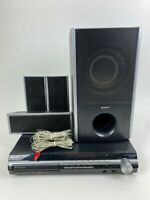 Sony DAV-HDX275 5.1 Channel Home Theater System With 3 Speakers and Subwoofer