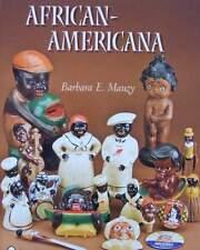 LIVRE/BOOK : OBJETS DE COLLECTION - AFRO-AMÉRICAINE (african - american)