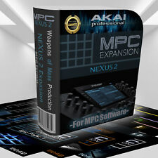 Akai MPC Expansion Nexus 2 Library: Immediate delivery-Over 30 Expansions!!