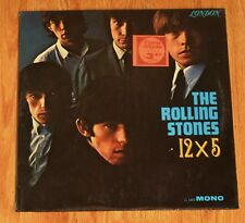 The Rolling Stones 12 x 5 original 1964 FACTORY SEALED LP