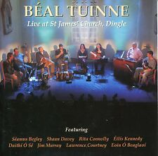 Beal Tuinne - Live At St. James' Church, Dingle Shaun Davey, Rita Connolly