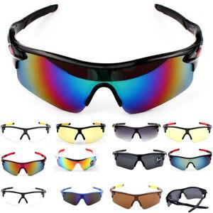 Cycling Sunglasses Outdoor Sports Driving Eyewear Glasses UV400 Goggles Eyeglass