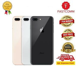 Brand New Apple iPhone 8 PLUS 64/256GB Silver, Grey, Gold, Red UNLOCKED AU Sell