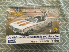 72 Indy 500 Pace Car 455 Convertible Hurst Olds Oldsmobile Cutlass Sealed Kit!