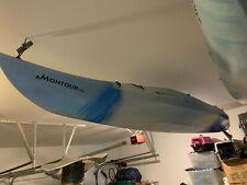 2 Mountour Perception 11.0 Kayaks Blue
