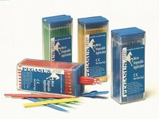 144 x Micro Brush Disposable Microbrush Applicators Eyelash Extensions Swab UK