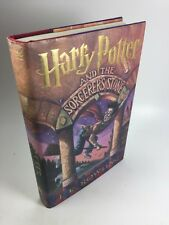 Rowling, Harry Potter, Sorcerer's stone, First Edition *(Needs Spine Repair)*