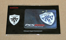 PRO EVOLUTION SOCCER 2015 PES promo small screen / display cleaner Gamescom 2014