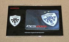 PRO EVOLUTION SOCCER 2015 PES promo small screen / display cleaner Gamescom 2014