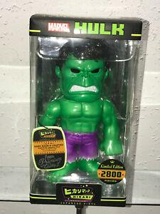 FUNKO Hikari Marvel Hulk Premium Japanese Vinyl Figure Limited Ed 2800